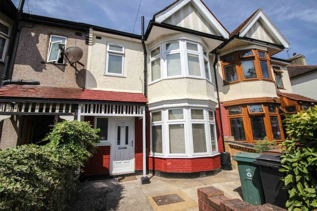 Thumbnail Terraced house to rent in Abbotts Park Road, London