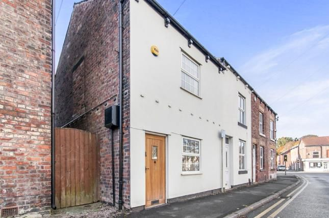 Thumbnail Terraced house for sale in Station Road, Handforth, Wilmslow, Cheshire