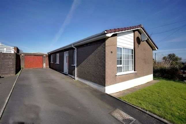 Thumbnail Bungalow for sale in Meadowvale, Bangor