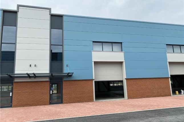 Thumbnail Light industrial to let in Unit 27 (A3), Waterbrook Park, Arrowhead Road, Ashford, Kent