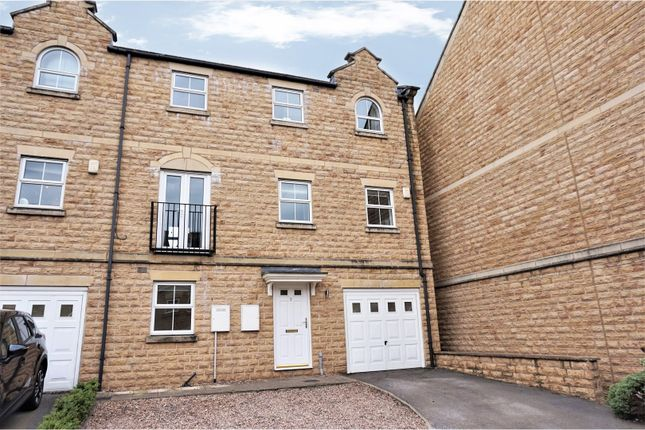 Thumbnail Semi-detached house for sale in Narrowboat Wharf, Leeds