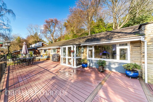 Thumbnail Detached bungalow for sale in Welcomes Road, Kenley