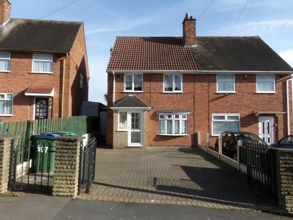 Thumbnail Semi-detached house for sale in The Oval, Smethwick, Birmingham, West Midlands