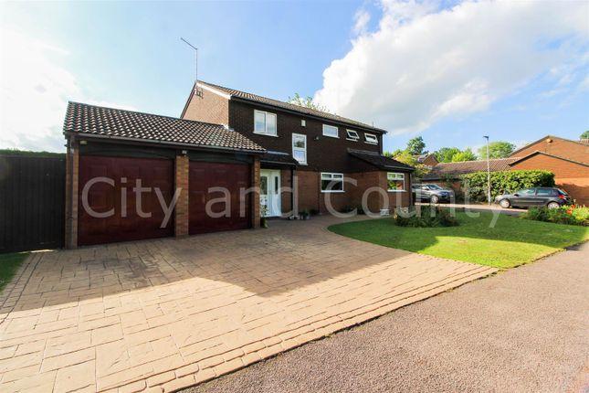 Thumbnail Detached house for sale in Ham Lane, Orton Waterville, Peterborough