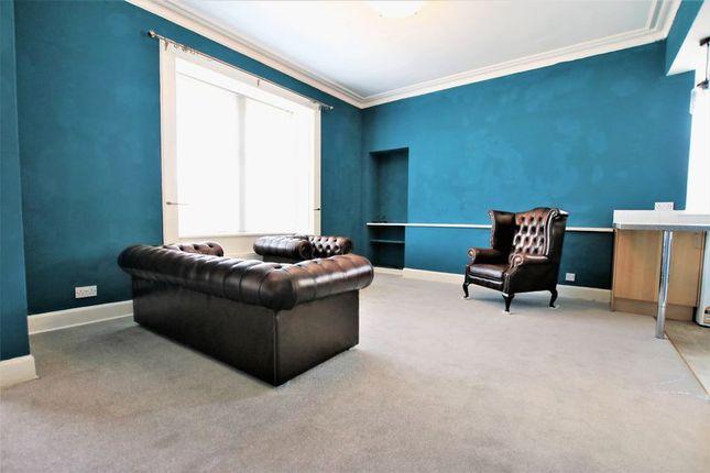 Living Room of Stewart Avenue, Bo'ness EH51