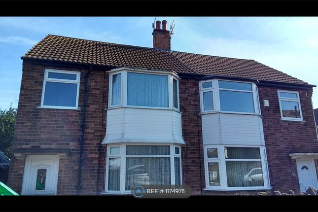 3 bed semi-detached house to rent in Nelson Road, Nottingham NG6