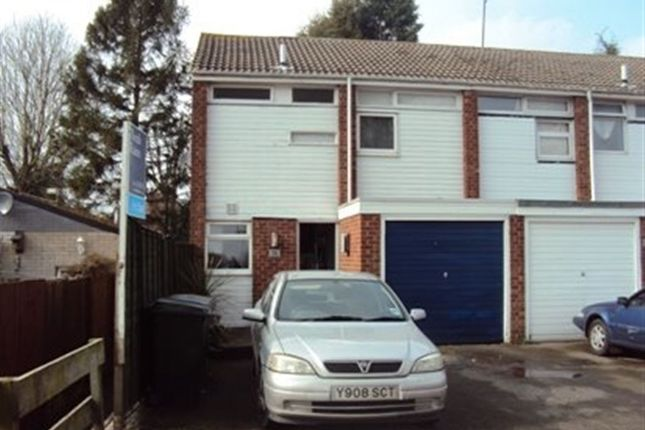 Thumbnail Terraced house to rent in Boswell Drive, Walsgrave, Coventry