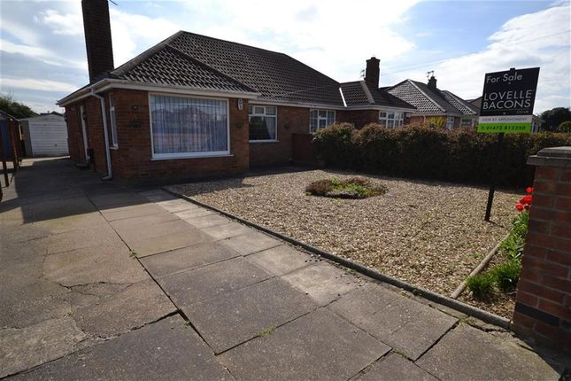Thumbnail Bungalow for sale in Brian Avenue, Cleethorpes