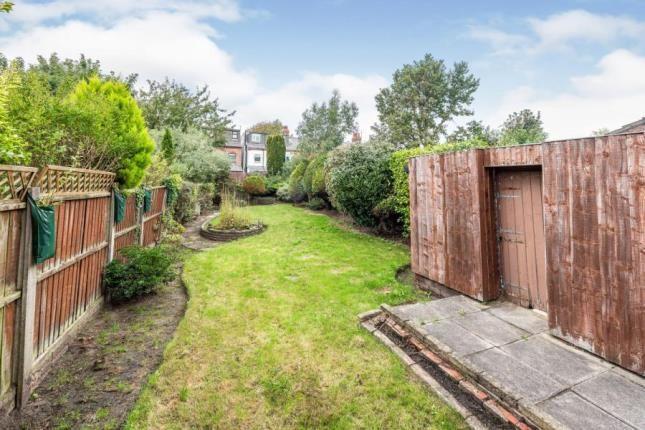 Garden of Stuart Road, Crosby, Liverpool, Merseyside L23