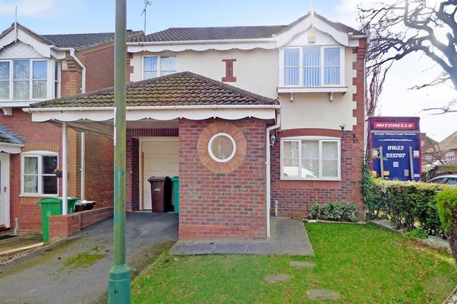 Thumbnail Detached house to rent in Coachmans Croft, Wollaton, Nottingham