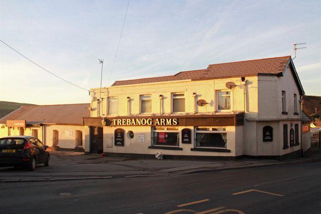 Thumbnail Pub/bar for sale in Trebanog Road, Porth CF39, Rhondda Cynon Taf,
