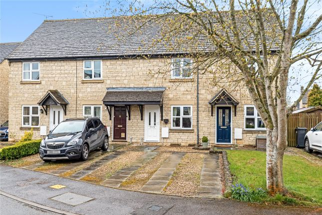 2 bed terraced house for sale in John Tame Close, Fairford GL7