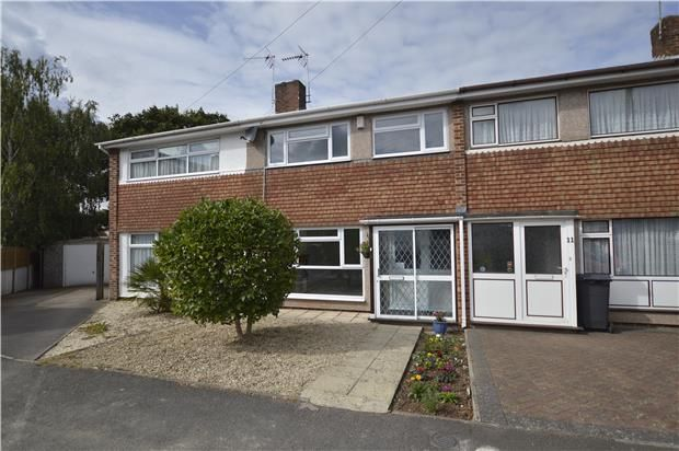Thumbnail Terraced house to rent in Dormer Close, Coalpit Heath, Bristol
