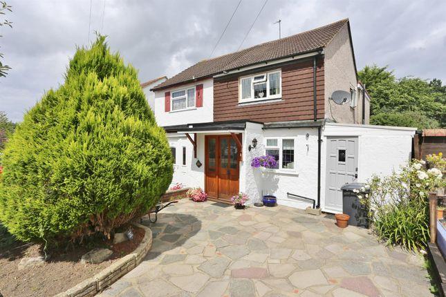 Thumbnail Semi-detached house for sale in Grasmere Gardens, Farnborough, Orpington