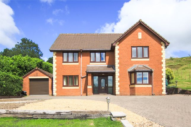 Thumbnail Detached house for sale in Thomas Fields, Rhymney
