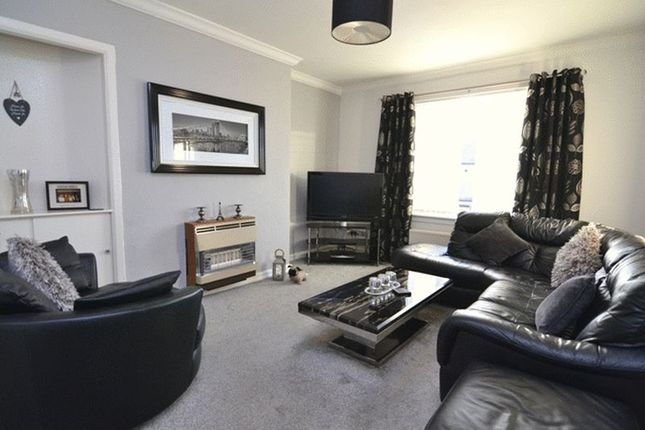Thumbnail Flat for sale in Fullerton Square, Ardrossan