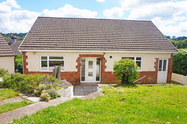 Thumbnail Bungalow for sale in The Avenue, Ystrad Mynach, Hengoed