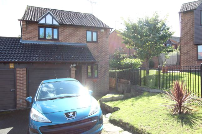Thumbnail Detached house to rent in Moorthorpe Way, Owlthorpe, Sheffield