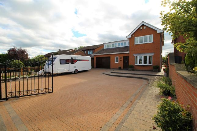 Thumbnail Detached house for sale in High Lane East, West Hallam, Ilkeston