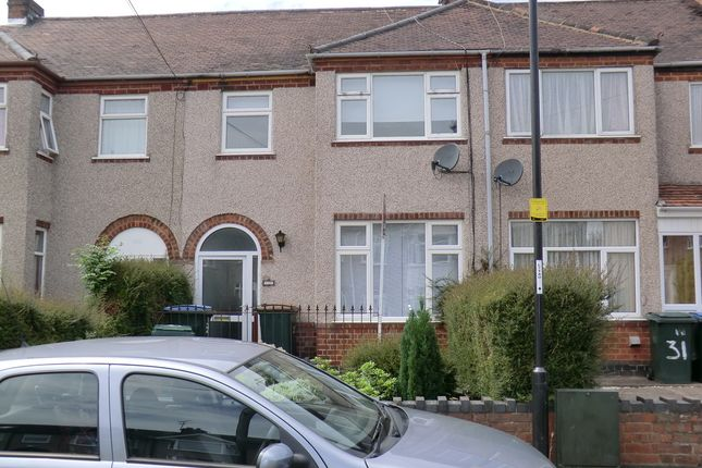 Thumbnail Terraced house to rent in Birchfield Road, Coventry
