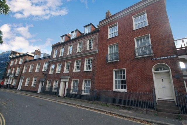 Thumbnail Flat for sale in Bartholomew Street East, Exeter