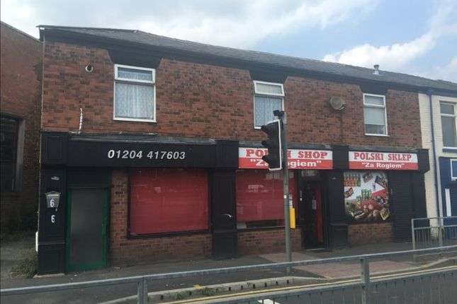 Retail premises to let in Buckley Lane, Farnworth