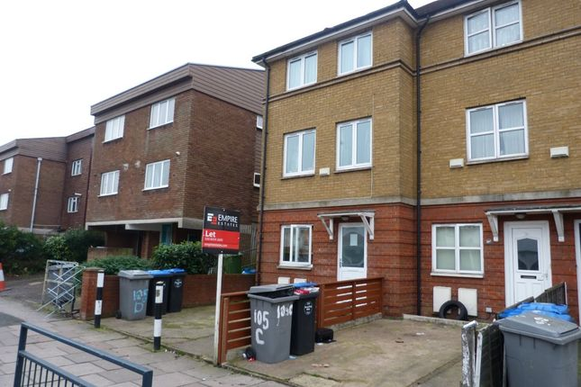 Thumbnail Terraced house to rent in Burnley Road, London