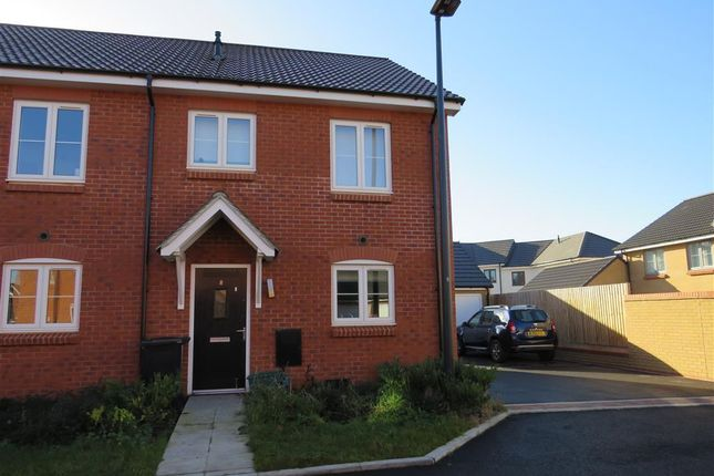 Thumbnail Property to rent in Sorrel Place, Stoke Gifford, Bristol