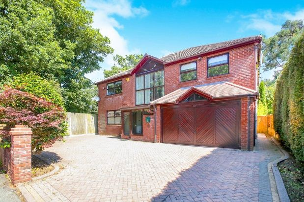 Thumbnail Property to rent in Croft Road, Wilmslow