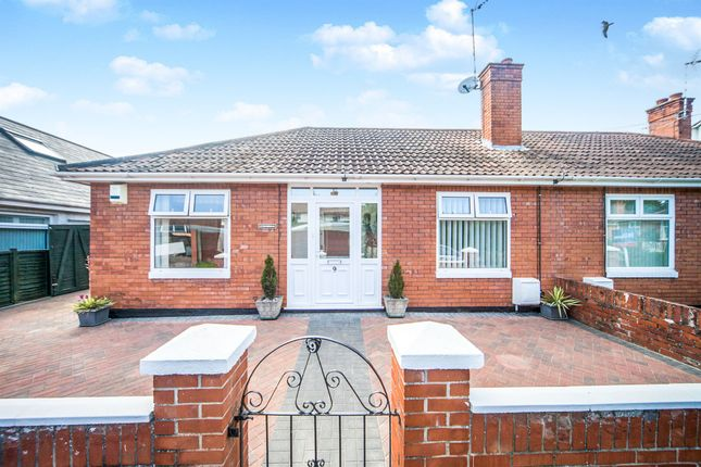 Thumbnail Semi-detached bungalow for sale in Greenway Crescent, Taunton