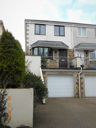Thumbnail Semi-detached house to rent in Railway Villas, Carn Brea Village