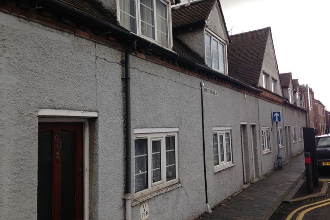Thumbnail Terraced house to rent in Great William Street, Stratford Upon Avon