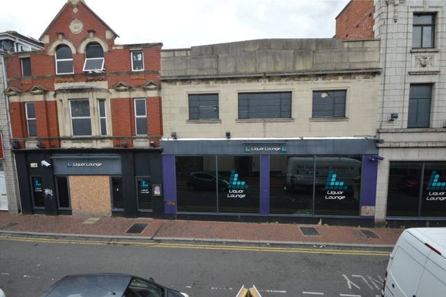 Exterior of Fleet Street, Town Centre, Swindon SN1