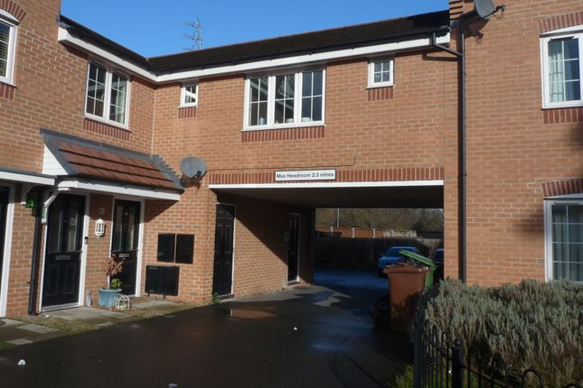 Thumbnail Mews house to rent in Priory Chase, Pontefract