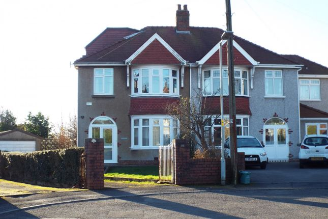 Thumbnail Semi-detached house for sale in Green Close, Mayals, Swansea