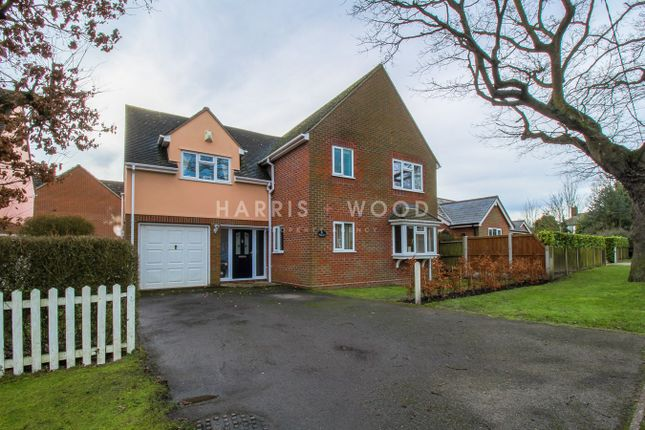 The Crescent, Great Horkesley, Colchester CO6