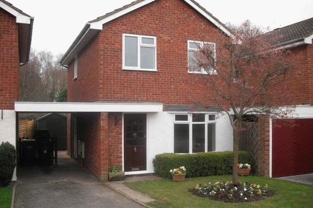Thumbnail Detached house to rent in Chantry Close, Broseley