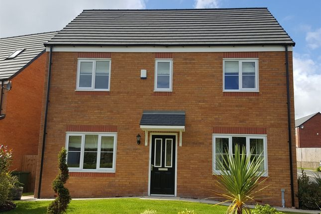 "Thumbnail Detached house for sale in ""The Chedworth"" at Garstang Road East, Poulton-Le-Fylde"