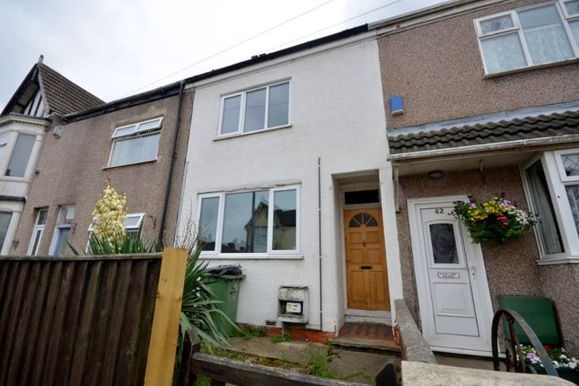 Thumbnail Terraced house to rent in David Street, Grimsby