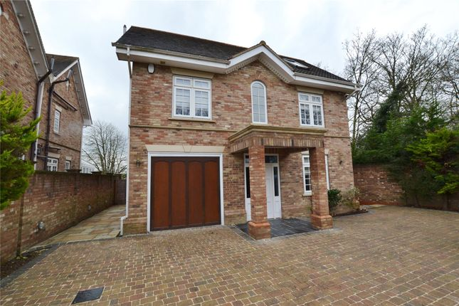 Thumbnail Detached house to rent in Sandalwood Close, Barnet