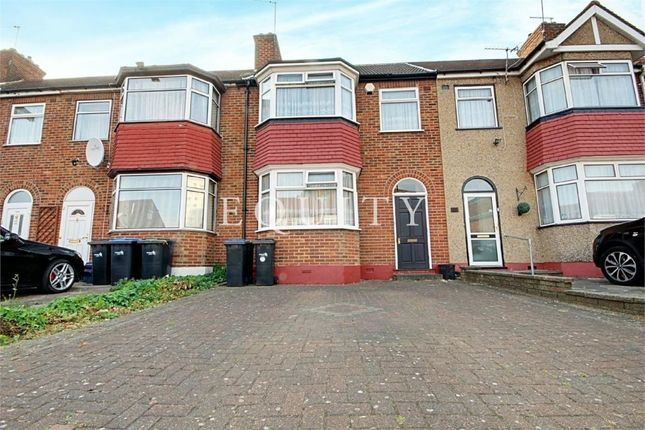Thumbnail Terraced house for sale in Arbour Road, Enfield