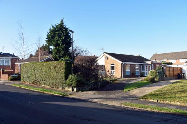 Thumbnail Detached bungalow for sale in Bainbridge Holme Road, Tunstall, Sunderland