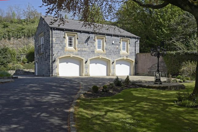 Thumbnail Detached house for sale in Stoney Royd Lane, Todmorden