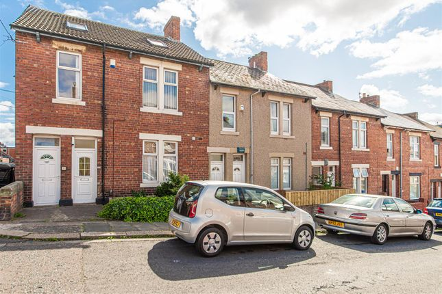 Thumbnail Maisonette for sale in Hotspur Street, Heaton, Newcastle Upon Tyne