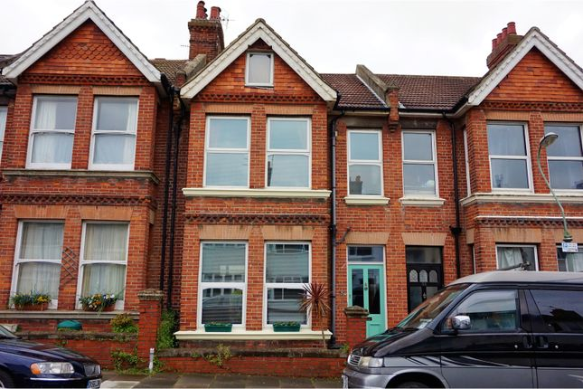 Thumbnail Terraced house for sale in Colbourne Road, Hove