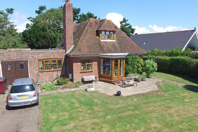 Thumbnail Detached house for sale in Clappers Lane, Earnley, Chichester