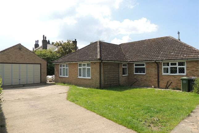 Thumbnail Detached bungalow for sale in Holders Lane, Brookville, Thetford