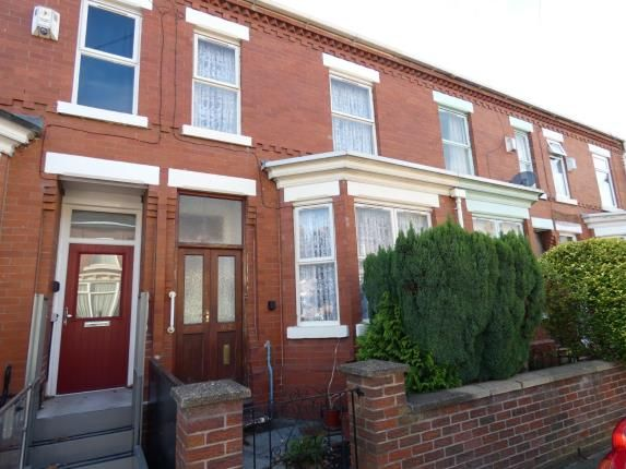 Thumbnail Terraced house for sale in Alphonsus Street, Old Trafford, Manchester, Greater Manchester