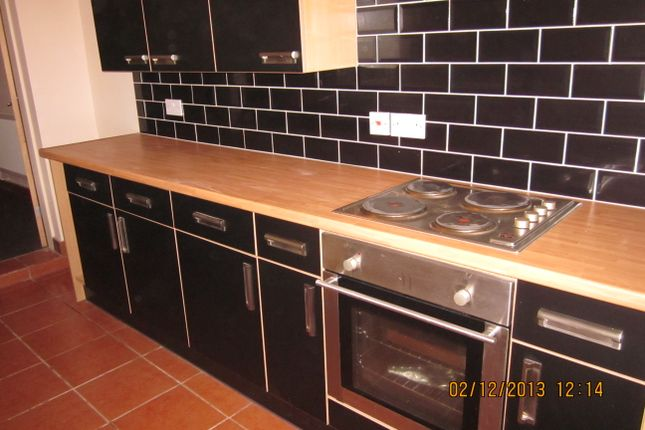 Thumbnail 1 bed flat to rent in Masterson Street, Stoke On Trent