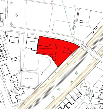 Thumbnail Land for sale in Bryn Road, Ashton In Makerfield